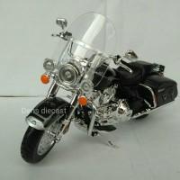 Harga diecast motor harley flhrc road king classic skala 1   Hargalu.com