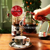Coffee Syphone Vacuum Pot Akebonno Coffee Maker 3 Cup TCA-3H