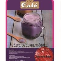 Forcafe Taro 800 gram Bubuk Minuman Powder Drink Ekstrak Ubi Talas