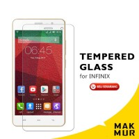 Tempered Glass Infinix X509 X510 X551 X552 X600 | Hot Note Zero 2 3
