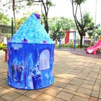 harga Tenda Mainan Frozen/ Tenda Anak-anak Frozen Bentuk Kastil/ Play Tent Tokopedia.com