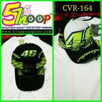 Topi Motogp Valentino Rossi RM15 - White/Black