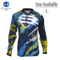 harga Jersey 33 Biru / Baju sepeda / Baju Motor Cross Tokopedia.com