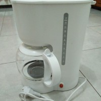 COFFE MAKER ELECTROLUX SECOND