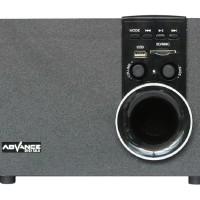 Advance Speaker M180BT Bluetooth Satelit and Subwoofer Speaker - Hitam