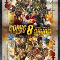 DVD Original Comic 8 Part 2