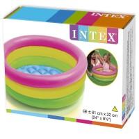 Kolam Renang  Baby Pool Sunset Glow - INTEX  #57107NP / 57402