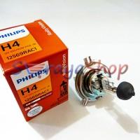Jual Lampu Halogen H4 12V 100/90W Philips Murah