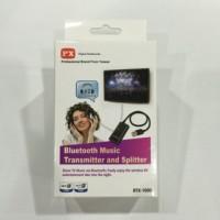 PX Bluetooth Music Transmitter and Splitter BTX-1000