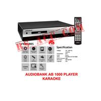 Murah Audiobank Ab-1000 Karaoke Player Sudah Termasuk Hdd 2tb