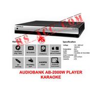 Murah Audiobank Ab-2000w Karaoke Player Sudah Termasuk Hdd 4tb