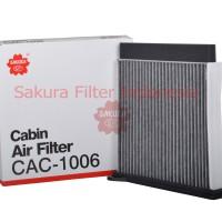Filter Ac / Cabin Filter Carbon Triton / Pajero Sport / Lancer Ex