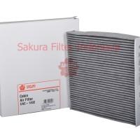 Filter Ac / Cabin Swift, Apv & Ertiga , Gran Max & Luxio (Carbon Type)