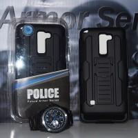 Hybrid Hardcase With Belt Clip Future Armor Impact Lg G3/g4/stylus 2