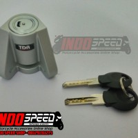 Disc Lock / Triangle Lock / Gembok Cakram TDR