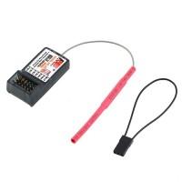 FS-R6B FlySky 2.4Ghz 6CH receiver untuk RC FS-CT6B TH9x i6 i10 T6 CT6B