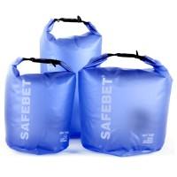 harga Safebet Floating Waterproof Bucket Dry Bag 10 Liter - Blue Tokopedia.com