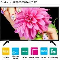 harga TV LED CHANGHONG 32 INCH 100% NEW GARANSI RESMI - LED32D2000A Tokopedia.com