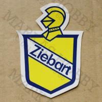 Stiker Ziebart ( Warning Sign )