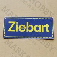 Stiker Ziebart Sign ( Warning Sign )