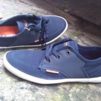 harga Original full AIRWALK GIAN Navy - sepatu pria casual sneakers Tokopedia.com