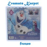 Karpet puzzle / evamats karakter frozen
