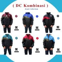harga Jaket Motor Hangat DC Kombinasi Size XL Tokopedia.com