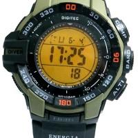 Digitec Digital Dg2070 Jam Tangan Pria Strap Rubber Hitam Hijau ... 31a8c460a7