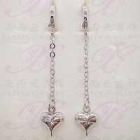 Yaxiya (cincin gelang kalung liontin) anting silver perhiasan imitasi