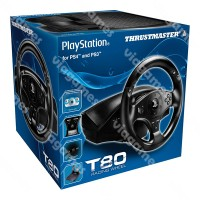 Trustmaster T80 Racing Wheel for PS3 / PS4