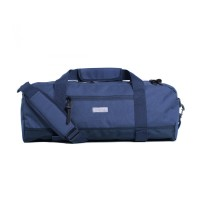 Jual Atom Navy | Tas Duffle Bag Travel Gym Carrier Koper Duffel Biru Ori Murah
