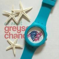 harga Jam Tangan Stitch Custom Murah (bisa req nama/tanggal/gambar) Tokopedia.com