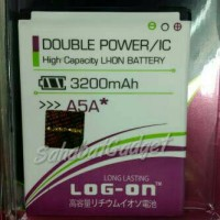 Baterai Battery Batre Logon Evercoss A5a* A5a Bintang Double Power