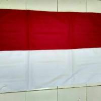 Bendera Merah Putih ukuran 120 cm x 80 cm