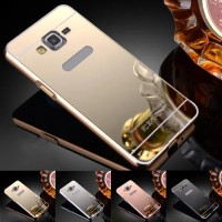 bumper plat Samsung Galaxy grand prime plus hard back metal case shell
