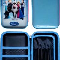 Jual HPO (Hard Pencil case Organizer / Tempat Pensil) Model Smiggle Murah