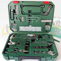 Tool box Set Serbaguna ,Hand Tool Kit All in 1 BOSCH 108 Pcs