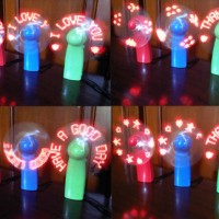 harga kipas angin LOVE - nyala lampu led Murah Tokopedia.com