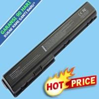 Baterai Laptop HP PAVILION DV7 / DV7-1000 / DV7-1130US Harga Murah