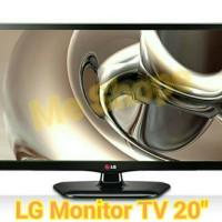 Harga monitor led tv lg 20 inch   Pembandingharga.com