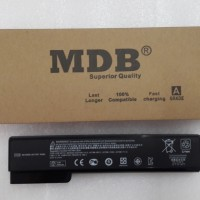 MDB Baterai Laptop Elitebook 8470p 8470w 8560p 8570p 6460b 6470b 6560B