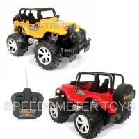 harga RC Mobil JEEP BIG FOOT Ban Besar Remote Control Mainan Anak Charge ST Tokopedia.com