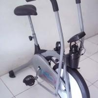 alat olahraga fitness sepeda statis platinum untuk diet dan terapi