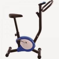 alat olahraga fitness sepeda statis belt untuk diet dan terapi