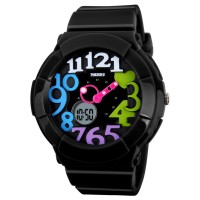 Jam Tangan Original Skmei Anti Air Outdoor super black