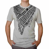 SORBAN kaos distro warna putih Kaos religi gambar unik bersih unik