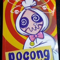 Image result for  shock seeing a pocong cartoon