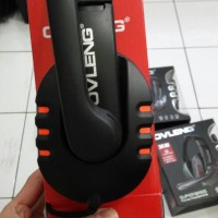 handfree headphone untuk gamer n laptop pc