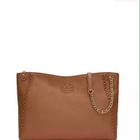 Tory Burch marion chain shoulder bag slouchy