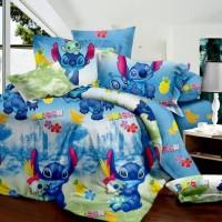harga Sprei stitch importuk 180 Tokopedia.com